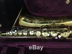 122xxx Selmer Mark VI Tenor Sax. Original Lacquer and Case