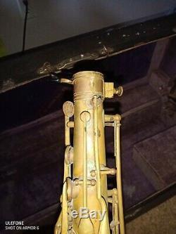 1904 Conn Tenor Sax with Original Case