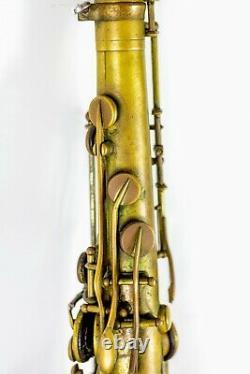1951 Selmer Super Balanced Action Tenor Saxophone 47XXX US & Canada only