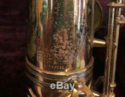 1968 Selmer Mark VI Tenor Saxophone S/N 153093 with Case