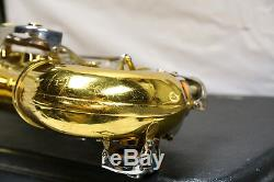1970 Conn 16M Tenor Saxophone withHard case #353