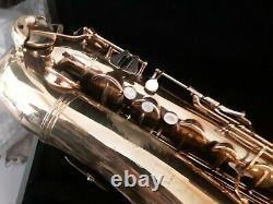 1971 Vito Tenor Saxophone