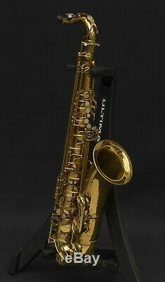 1973 Selmer Mark VI Tenor Saxophone with Case