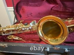 1993 5 Digit MINT Keilwerth SX90R Tenor Saxophone Stored for 28 Years