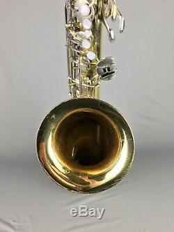 2001 Yamaha YTS-23 Tenor Student Saxophone With Case
