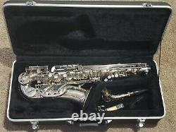 Alto Tenor Saxophone with Hard Carrying Case