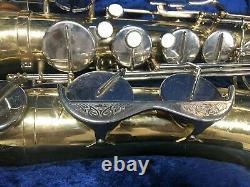 Amati Kraslice ATS22 Tenor Saxophone with Case