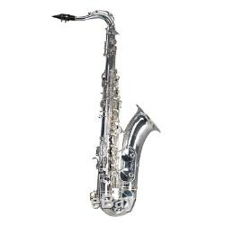 Antigua Winds TS3220SL Bb Tenor Silver Plated Saxophone with Case