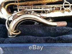 Antigua Winds Tenor Saxophone with Case NICE