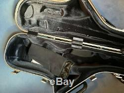 BAM Cabine Panther Tenor Saxophone Case Unpacked