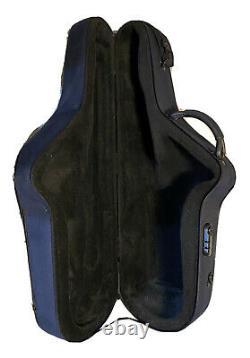 BAM France Tenor Saxophone Case Model Classic 3002S Black Great Condition
