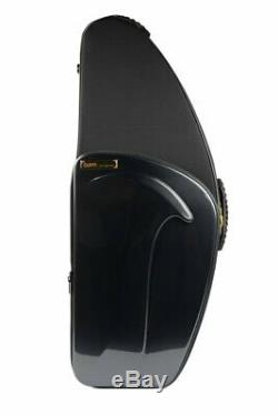 Bam New Trekking Tenor Saxophone Case Black Carbon Item# Trek3022sc