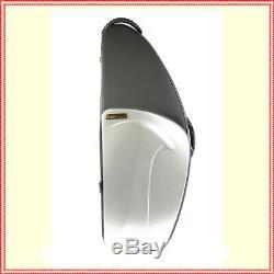 Bam Trekking Tenor Saxophone Case Brushed Aluminium