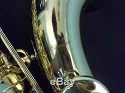 Beautiful! Adamson Tenor Saxophone + Jupiter Case