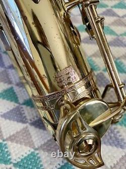 Beautiful YAMAHA Tenor YTS-61 Overhauled condition