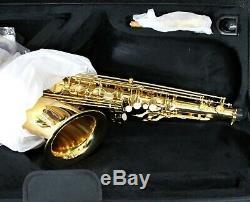 Benjamin Adams Tenor Saxophone Ts100 New In Case