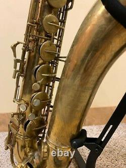 Buescher Big B Tenor Saxophone, Great Condition