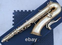 Buescher Gold Plated True Tone Bb Tenor Saxophone 1922 and Protec ProPac XL Case
