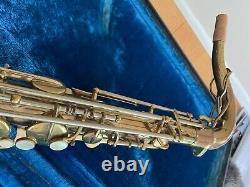 Buescher Top Hat and Cane 400 Tenor saxophone