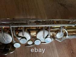 Bundy Selmer Tenor Saxophone with Case-1970s