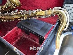 Bundy Selmer Tenor Saxophone with Case bundy saxophone 473020