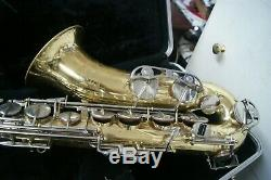Bundy The Selmer Company Tenor Saxophone With Hard Case