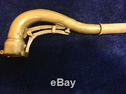 CG Conn 10M Tenor Saxophone (1960s -k Serial #) With SKB Case (vid Link Below)