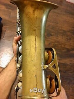 CG Conn 10M Tenor Saxophone (1967 -k Serial #) With SKB Case