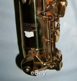 COUF Superba I (keilwerth) TENOR SAXOPHONE orig. Lacq/orig. Case VG COND $2795