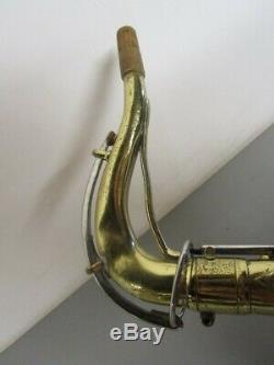 C. G. Conn 16m Tenor Saxophone With Case And Mouthpiece (mb1021990)