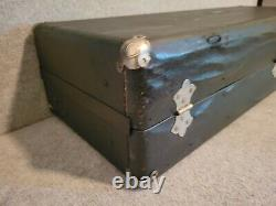 C. G. Conn Tenor Saxophone, antique, 1924 NEW WONDER withoriginal case 144600