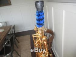 Cannonball Alcazar Tenor Saxophone Sax With Case News Pads Sounds Great