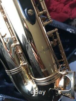 Cannonball Alcazar Tenor Student Saxophone In Original Hard Case