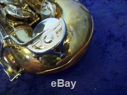 Classic Quality! Selmer Bundy II USA Tenor Saxophone + Selmer Case
