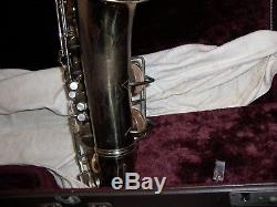 Conn 10M Tenor Saxophone in great condition With Case