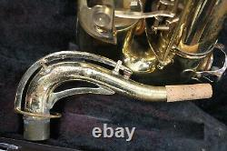 Conn Shooting Star Students Tenor Saxophone with Mouth Piece & Case