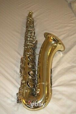Conn (Shooting Star) Tenor Saxophone (1968) Made in USA