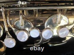 Conn Tenor Saxophone Shooting Star With Original Case