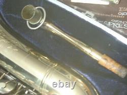 Conn tenor 16m saxophone m37917 & case
