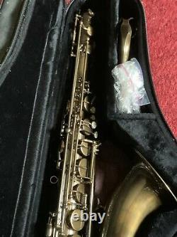 Cool Reed Pipes Tenor Saxophone SMI In Carrying Case