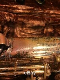 Couf Superba 1 Tenor Saxophone Original Finish / Case