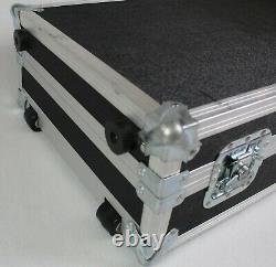 Double Tenor/Alto Saxophone ATA Case with Wheels