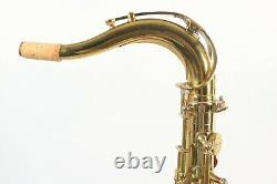 Exceptional 1978 Selmer Mark VII Tenor Sax Saxophone withCase Amazing Horn