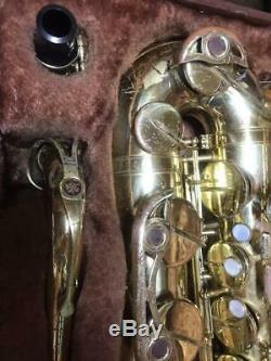 For Parts Yamaha Tenor Saxophone YTS-32 with case