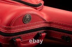 Genuine Italian Leather tenor Saxophone Case- Imported