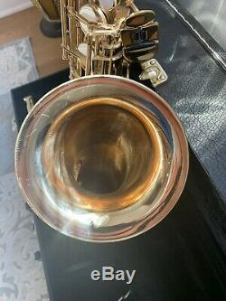 Great Condition! Julius Keilwerth ST90 Tenor Saxophone WithCase Plus Accessories