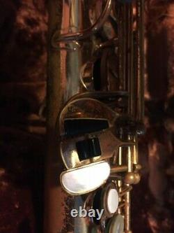 H. COUF SUPERBA 1 TENOR SAXOPHONE with H. Couf Case