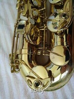 Henri Selmer Paris Super Action 80 series II Tenor Saxophone