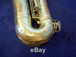 Highest Quality! Yamaha Japan Yts-21 Tenor Saxophone + Case
