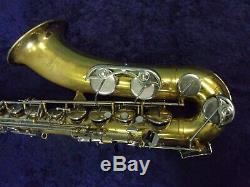 Highest Quality! Yamaha Japan Yts-23 Tenor Saxophone + Bundy Mouthpiece + Case